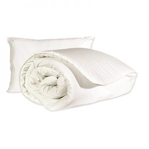 Wipe Clean Pillow & Duvet for Incontinence