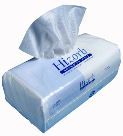 Hizorb Personal Dry Wipe (Pack of 100)