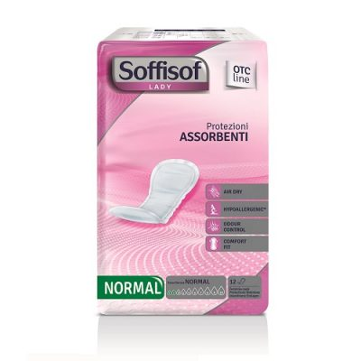 A pack of Soffisof Normal Pads for women