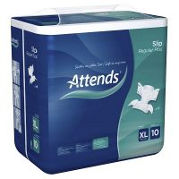 Attends Slip regular Plus Incontinence Pads XL
