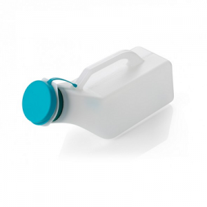 Male Urinal Bottle With Valve