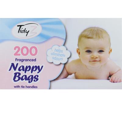 Nappy Sacks 200