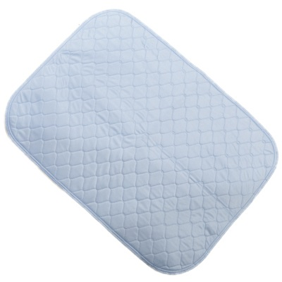 Deluxe Washable Seat Pad Blue