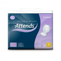 Attends Contour incontinence pads 7