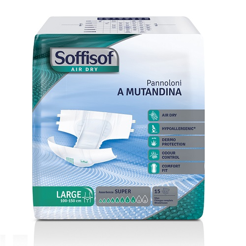 Soffisof Air Dry All in Ones Medium