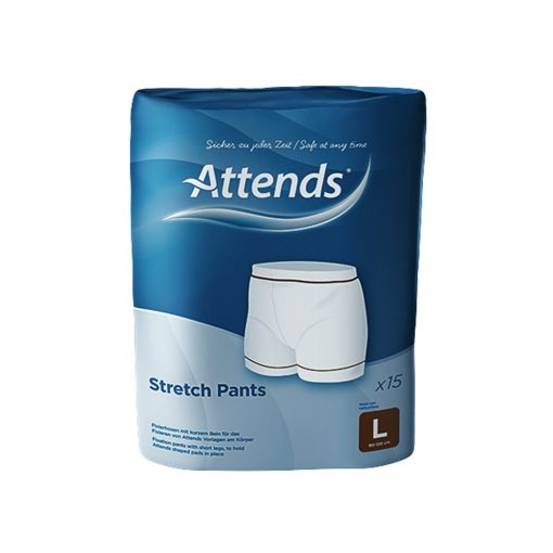 Attends Incontinence stretch pants Large 15