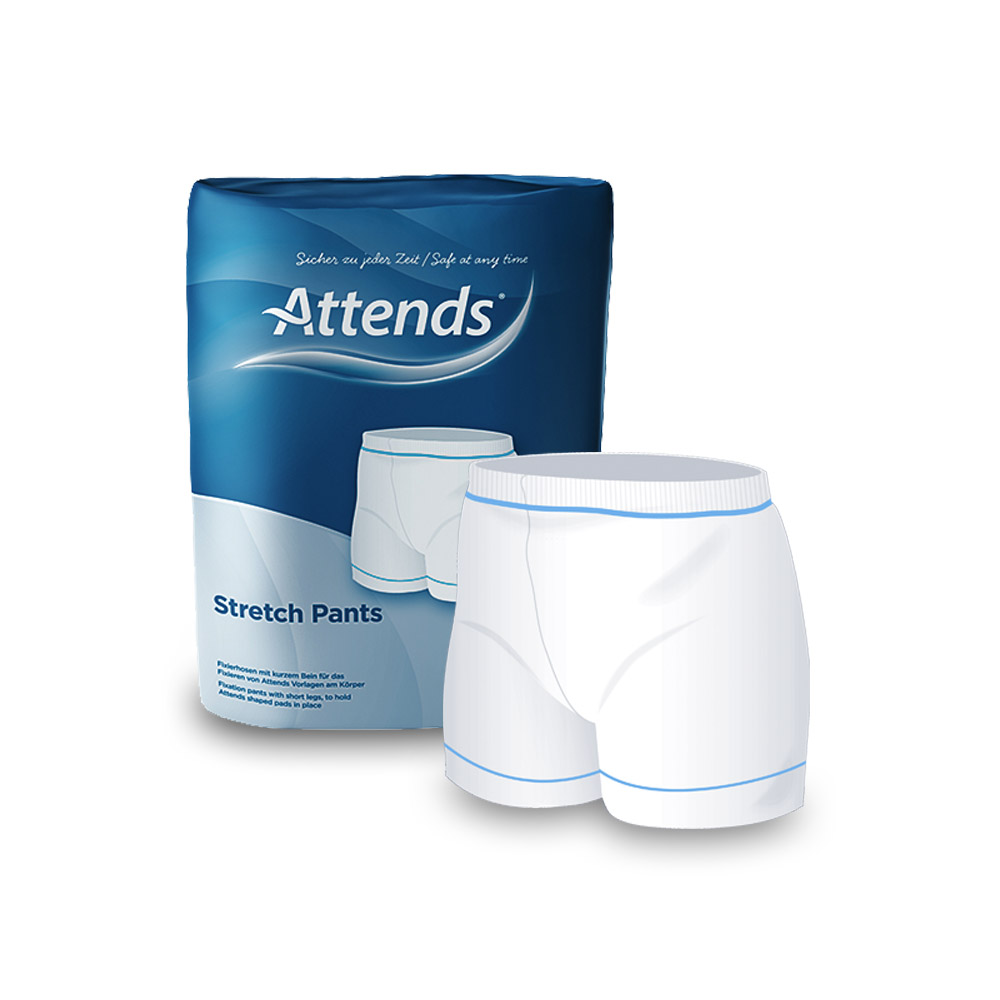 Attends Incontinence stretch pants Medium