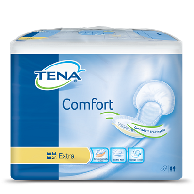 Tena Comfort Super Incontinence Pads Extra