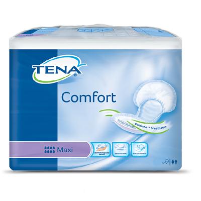 Tena Comfort Super Incontinence Pads Maxi