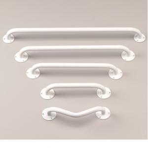 Plastic Fluted Grab Bar – 45cm