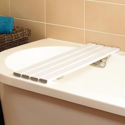 "Savanah Slatted Bath Board 26"""