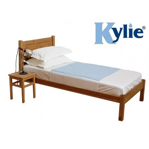 Kylie Washable Bed Pad 3 Litres – Blue