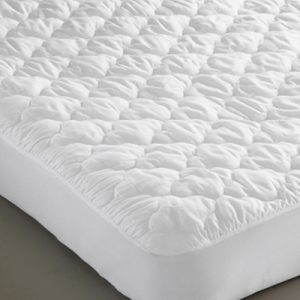 Single Quilted Waterproof Mattress Protector