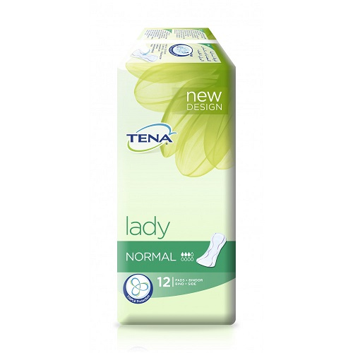 TENA_Lady_Normal_12p_Pack_Shot