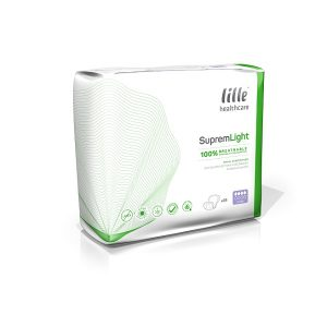 Lille Suprem Light Extra incontinence pad