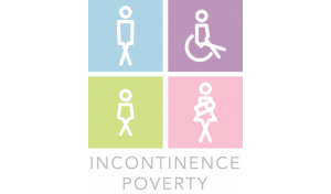 incontinence poverty logo