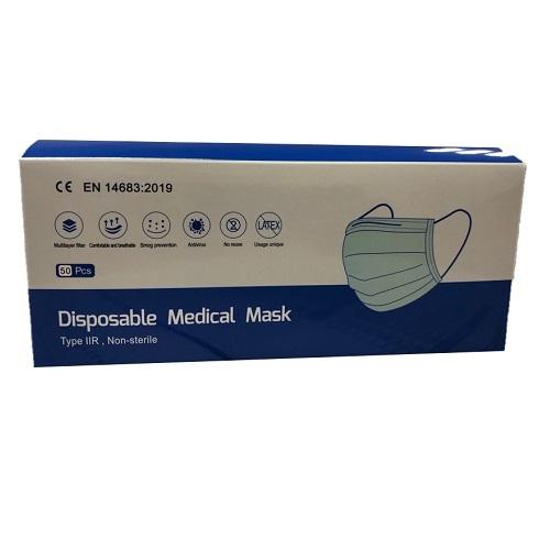 disposable medical face masks