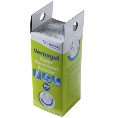 Vernagel Super Absorbent powder
