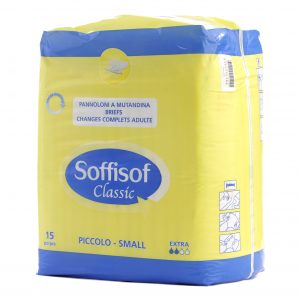 Soffisof Classic small incontinence Pads