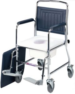 TCMBA - Commode Chair